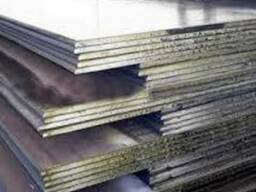 Лист н/ж нержавейка 4 мм 1,25х2,5 AISI 304 N1 цена