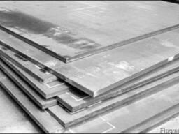 Лист сталь 9ХС инструментальный, раскрой в мм 35х1200х2300