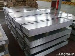 Лист стальной 1,00 мм 1,0*2,0.Снижение цен.