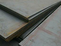Лист стальной 8 ст. 45 (1, 5х6)