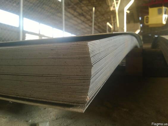 Лист стальной г/к 2,0х1000х2000 мм в г. Старобельск