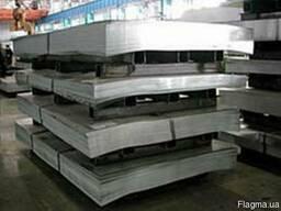 Лист стальной горячекатаный СТ3ПС/СП 1000х2000х2 мм - фото 1