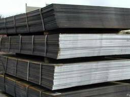Лист стальной холоднокатаный 2,0 х 1250 х 2500 мм сталь 08КП