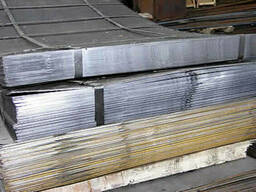 Лист стальной горячекатаный 8,0 х 1500 х 6000 мм ст. 3пс...