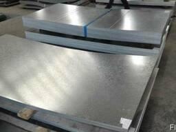 Лист стальной холоднокатаный 08кп(1, 2х1000х2000)