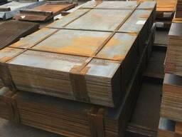 Лист стальной конструкционный ст. 45 ГОСТ 1050-88