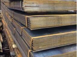 Лист стальной холоднокатаный 2,5 ст.08кп с металлобазы