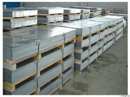 Лист оцинкованный стальной от 0. 4 до 3мм ГОСТ цена купить