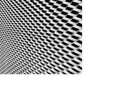 Просечно-вытяжной лист, оцинкованный 20/15x1, 7x1, 5/1000x2000