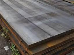 Лист стальной пружинный ст 65Г 12.0х710х2000 мм