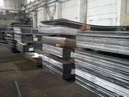 Лист стальной рифленный 08кп 1250х6000х4мм, цена, купить,