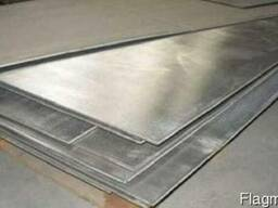 Лист свинцовый 4мм ГОСТ 9559-89