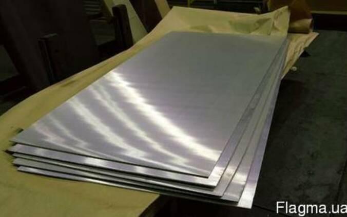 Лист 2,5 мм - 0,64х0,97мтитан