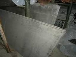 Титановый лист ВТ5 10 210х810 8, 0 ГОСТ