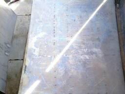 Лист титановый 3мм, 4мм цена купить гост