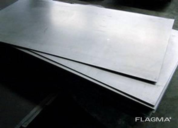 Лист титановый 10 мм титан
