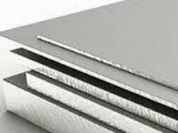 Лист Холоднокатаный 1, 5х1000х2000 мм, сталь 65Г