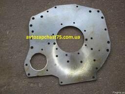 Лист задний плита под стартер Д 240,243 МТЗ, ГАЗ, МАЗ 43 - фото 2