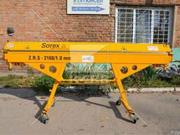 Листогиб для тонколистового металла марки Sorex