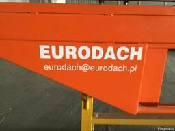 Листогиб Eurodach ZED 2000 б/в