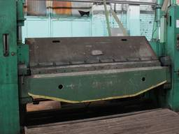 Листогиб с поворотной гибочной балкой ИВ2143, ИВ2144, ИВ2145