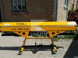 Листогиб Sorex ZRS 2360. Купить листогиб Сорекс
