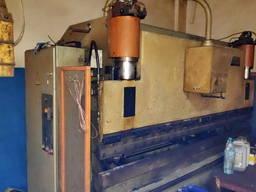 Листогибочный пресс Safan DNCS 50-2550 с ЧПУ, под восстановление