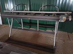 Листогибочный станок (листогиб) Tapco 2.6м