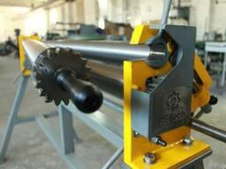 Листогибочные вальцы ручные ВР-1300