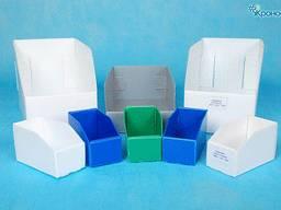 Листові пластики: Сотовий поліпропілен, оргскло, дзеркальний полістирол