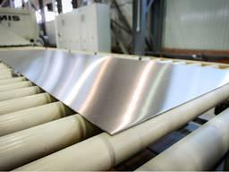 Листы с нержавеющей стали, от поставщика в Украине