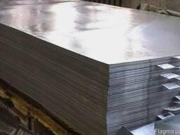 Титановый лист 1мм в наличии на складе ГОСТ опт и розница