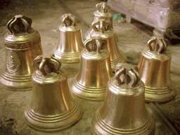 Литье колоколов Ринда
