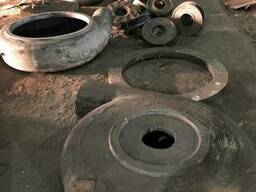 Литье крупных отливок массой до 2 т из стали и чугуна - фото 8