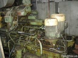 Литьєва машина алюмінію А-711-07
