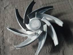 Литьё сталь 30Х13 рабочее колесо по ХТС