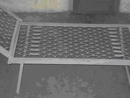 Ліжко металічне розкладне тип П