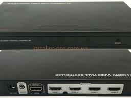 LKV314VW контроллер видеостены HDMI 2х2