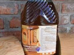Льняне масло Frost(фрост) антисептик деревини