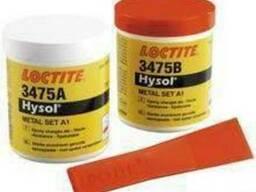 Loctite 3475 - эпоксидная шпатлевка с алюминием, набор 500 г