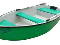 Лодка моторно-весельная