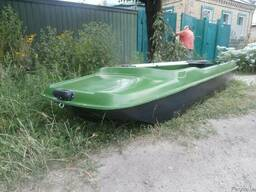Лодка стеклопластиковая Романтика 2