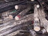 Лом кабелей медных, алюминиевых и других цветных металлов - фото 1