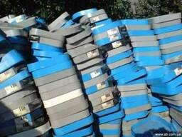 Лом, отходы полимеров - PS, ABS, SAN, PP, HDPE