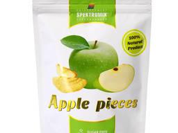 Ломтики яблочные. Вяленое яблоко