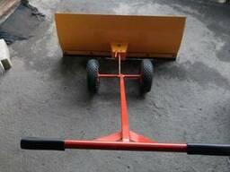 Лопата для снега, отвал снегоуборочный