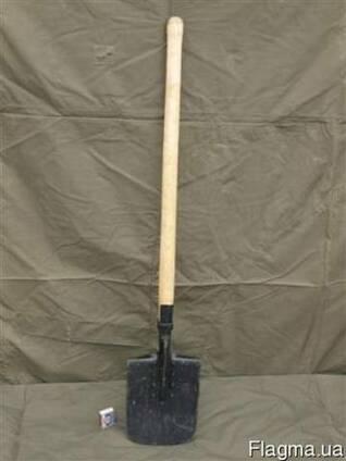 Лопата саперная большая с ручкой