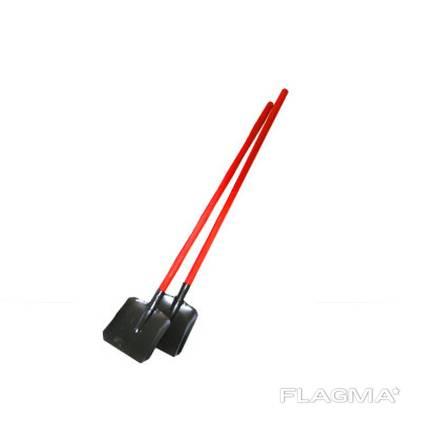 Лопата совковая песочная пожарная