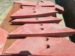 Лопатка бетонозмішувача ПП 09.04.001