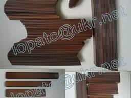 Лопатка текстолитовая насоса MEC 8000(цистерны Joskin)